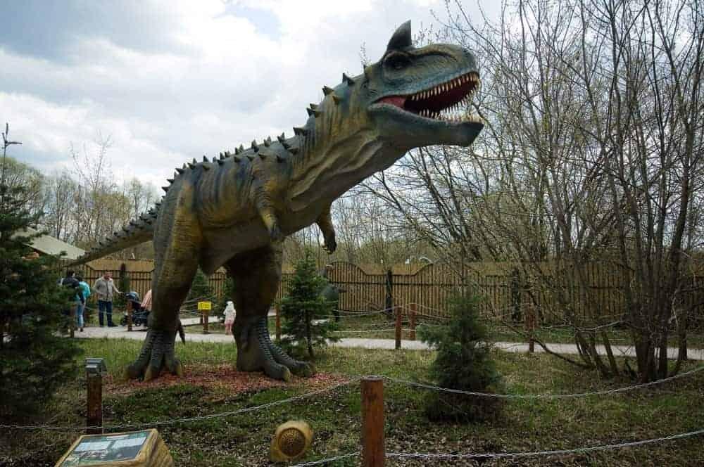 Carnotaurus prototype