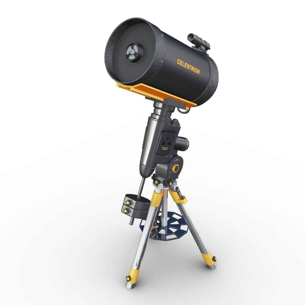 Photo of Cassegrain telescope