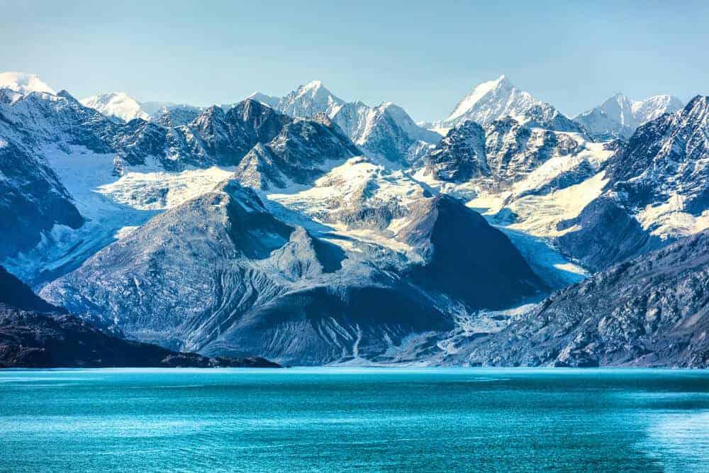 Glacier Bay Cruise located in Alaska.