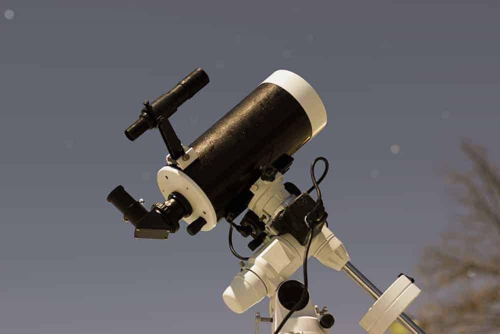 Maksutov–Cassegrain telescope
