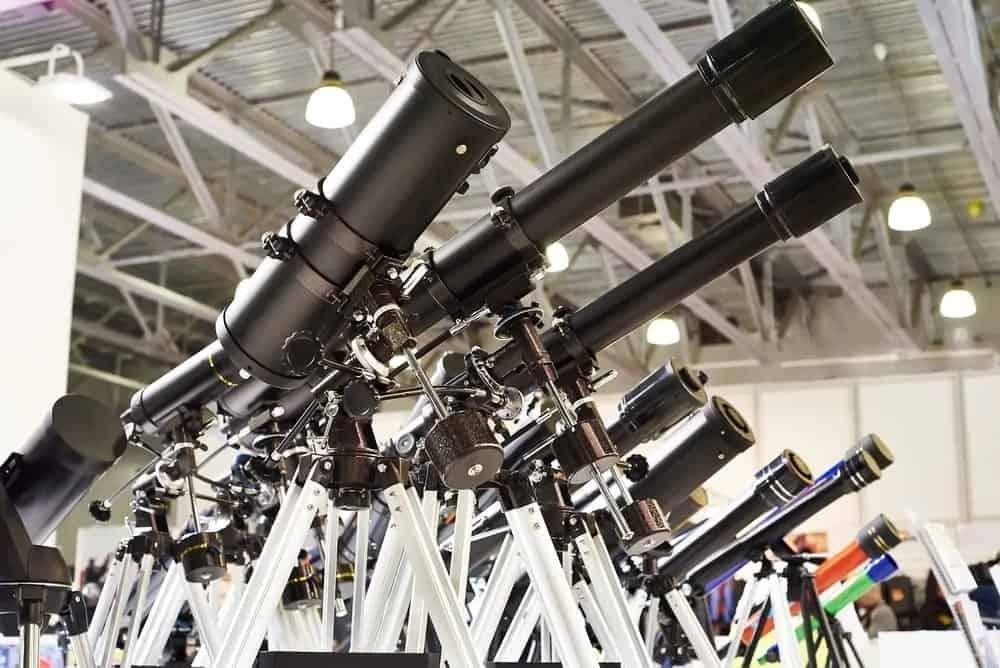 Telescopes of various types