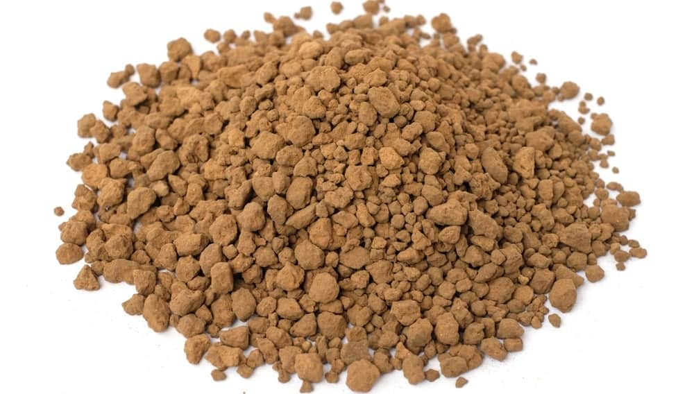 A look at Akadama Japanese soil for Bonsai Trees and cactus and cucculents plants.